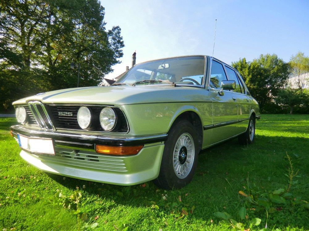 525 Automatik E12 - Fotostories weiterer BMW Modelle
