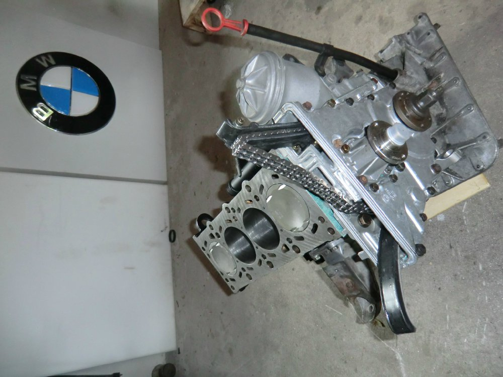 BMW 318i M-Technik 2 -> 320is auf M42 Basis - 3er BMW - E30
