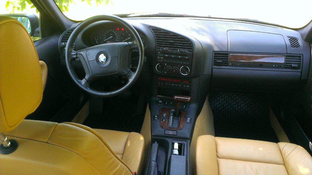 328iA Individual in perfektem Originalzustand - 3er BMW - E36