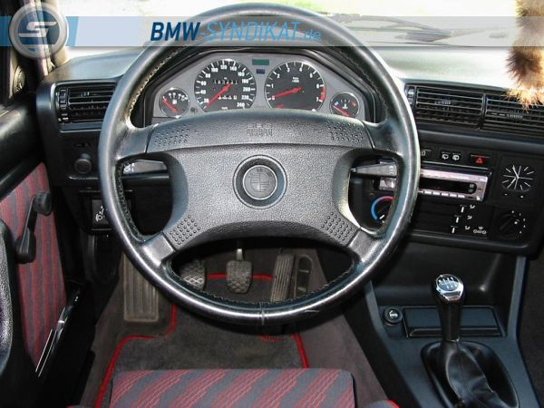 E30 318is Touring - 3er BMW - E30