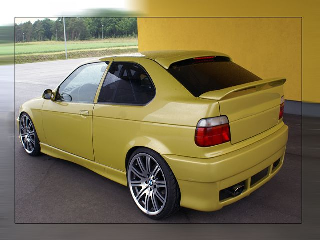 e36 323 ti compact 3er bmw e36 compact tuning. Black Bedroom Furniture Sets. Home Design Ideas