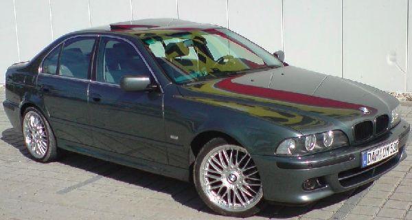 525I - 5er BMW - E39