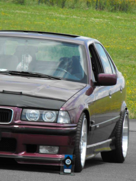 mein Dicker - Vorplanung '16 - 3er BMW - E36
