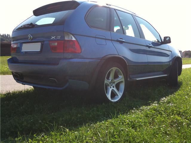 x5 4,6is - BMW X1, X2, X3, X4, X5, X6, X7