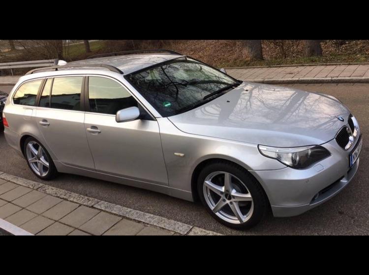 E61, 525i Touring - 5er BMW - E60 / E61