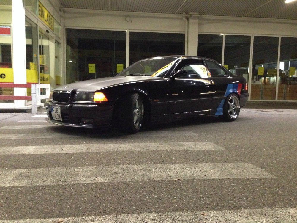 100%self-made - 3er BMW - E36