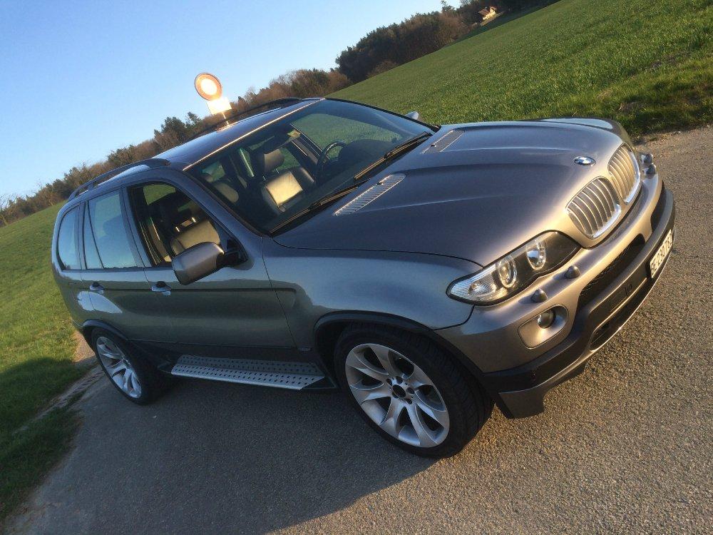 X5 4.8is E53 - BMW X1, X2, X3, X4, X5, X6, X7