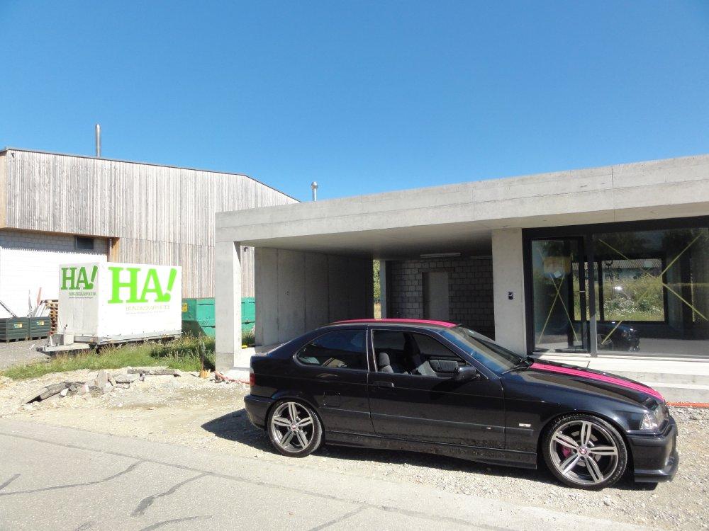 323ti Compact E36 - 3er BMW - E36