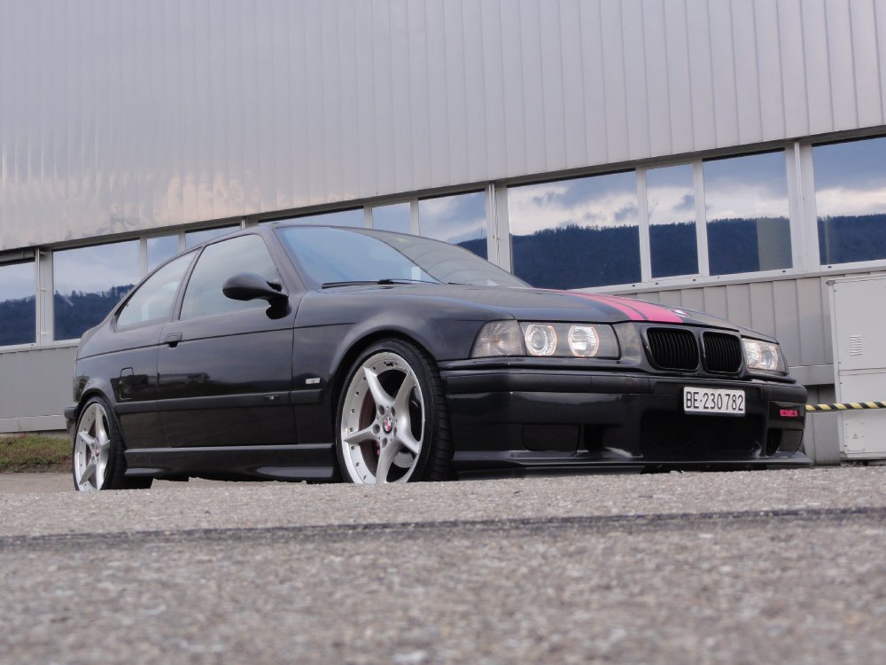323ti 3er Bmw E36 Quot Compact Quot Tuning Fotos