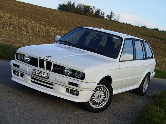 325iX  Touring E30 - 3er BMW - E30