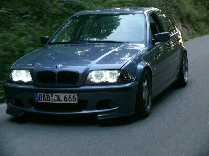 OEM + US-Look - 3er BMW - E46