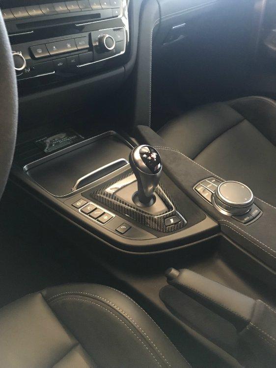 M4 CS Black Sapphire heute Waschtag - 4er BMW - F32 / F33 / F36 / F82