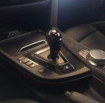 BMW M Performance Schalthebel Carbon Schalthebelabdeckung