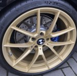 BMW M Performance CS 10x20 ET