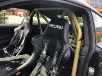 BMW-Syndikat Fotostory - M4 CS Ringtool Clubsport Überrollbügel montiert