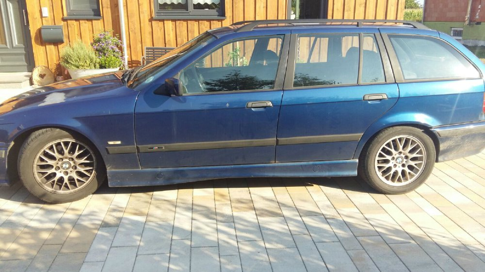 ...Daily Shitbox (verkauft).... - 3er BMW - E36
