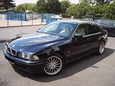 Mein Bmw 5er E39 5er Bmw E39 Quot Limousine Quot Tuning