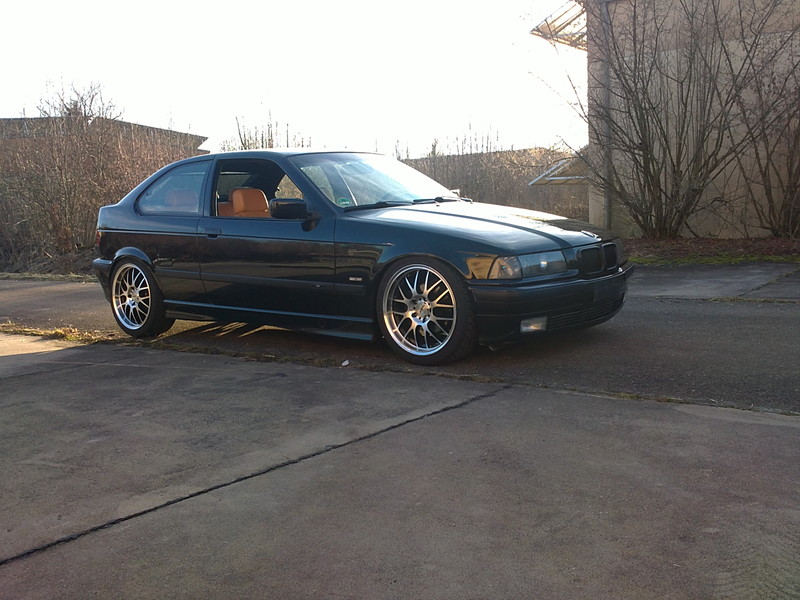323ti_Black_Edition. - 3er BMW - E36