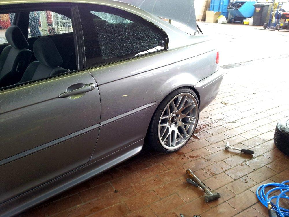 330ci on air. - 3er BMW - E46