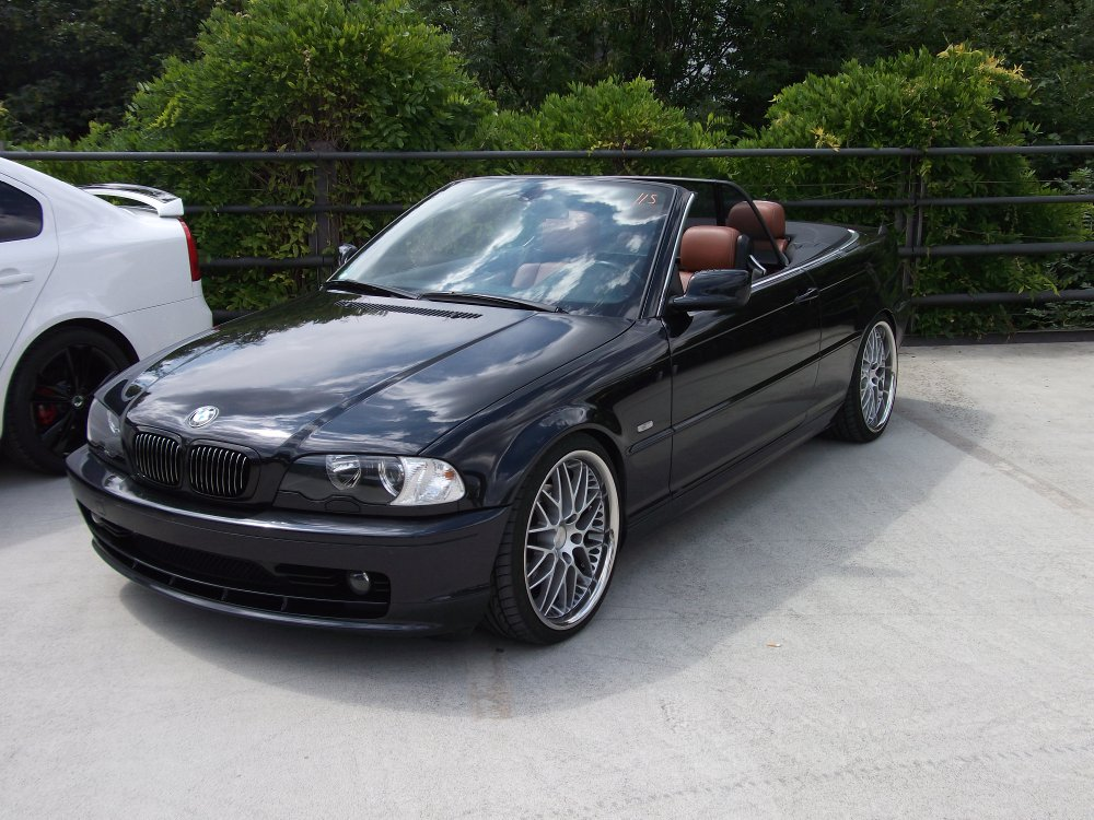323 ci cabrio 3er bmw e46 cabrio tuning fotos bilder stories. Black Bedroom Furniture Sets. Home Design Ideas