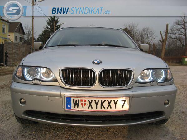 E46 320d Quot 2004 Mit Dezentem Tuning Quot 3er Bmw E46