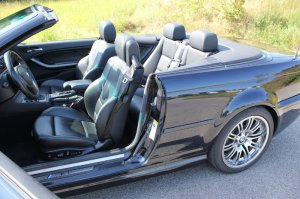 bmw e46 m3 cabrio in carbonschwarz 3er bmw e46. Black Bedroom Furniture Sets. Home Design Ideas
