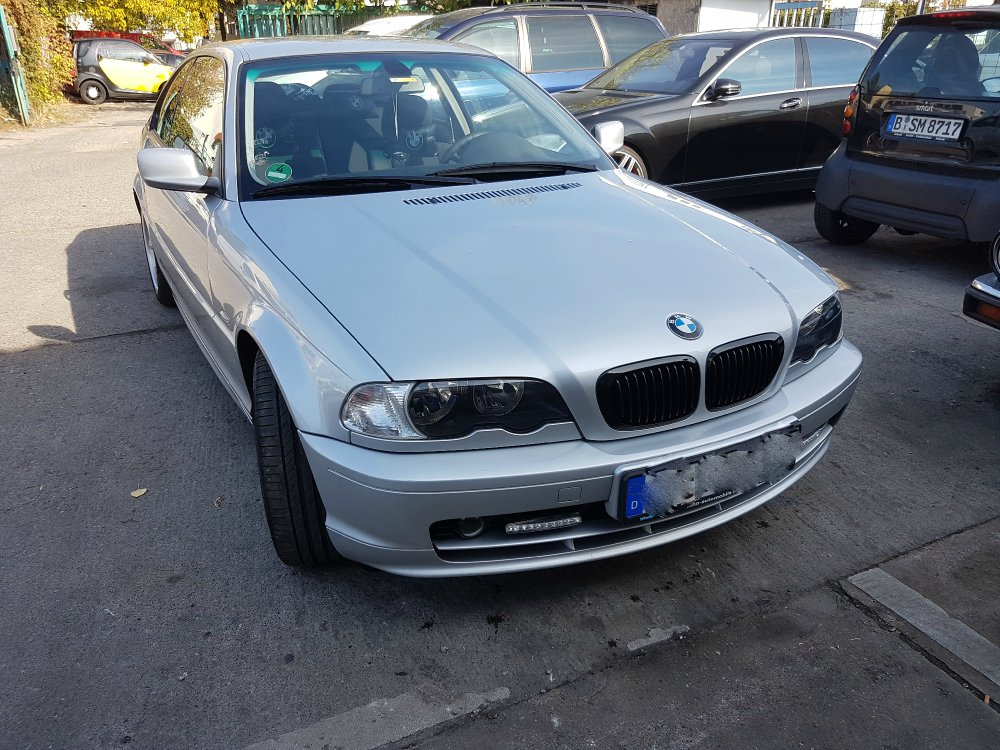Mein Silberling - 3er BMW - E46