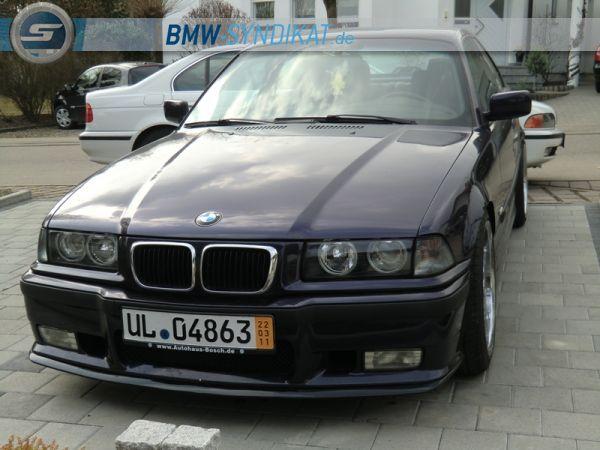 Technovioletter 328 - 3er BMW - E36