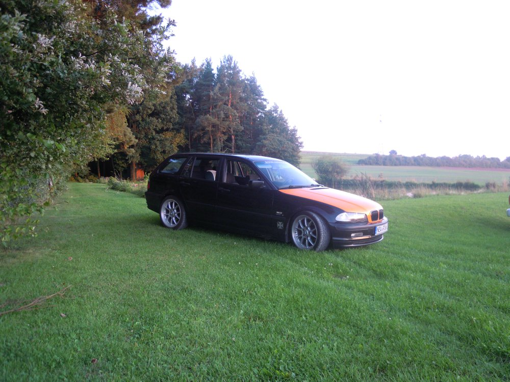 black touring 3er bmw e46 storyseite 2 touring. Black Bedroom Furniture Sets. Home Design Ideas