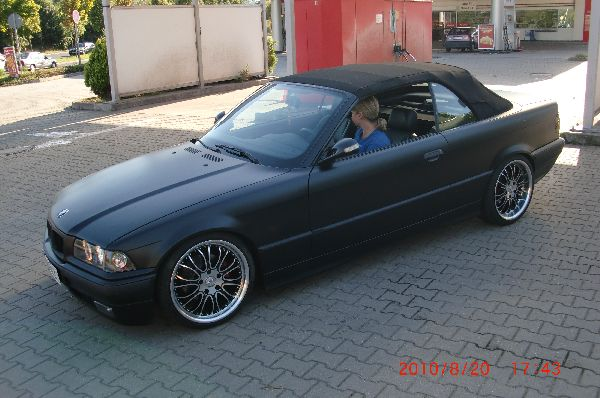bmw e36 cabrio 325i anfang vom tuning - 3er BMW - E36