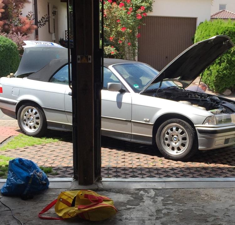 Mein E36 Cabrio Traum - 3er BMW - E36