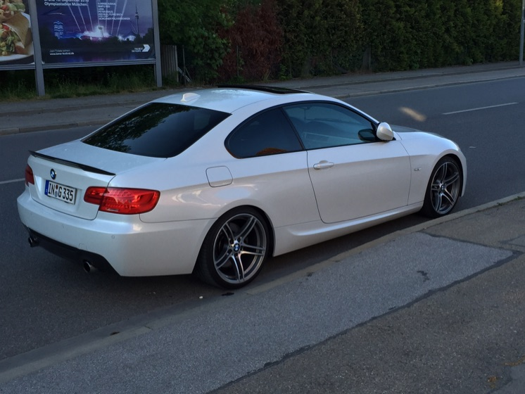 BMW 335i - 3er BMW - E90 / E91 / E92 / E93
