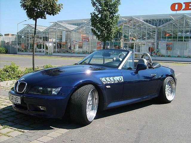 Z3 1.9er-->2.8er-->Zwangsbeatmung - BMW Z1, Z3, Z4, Z8