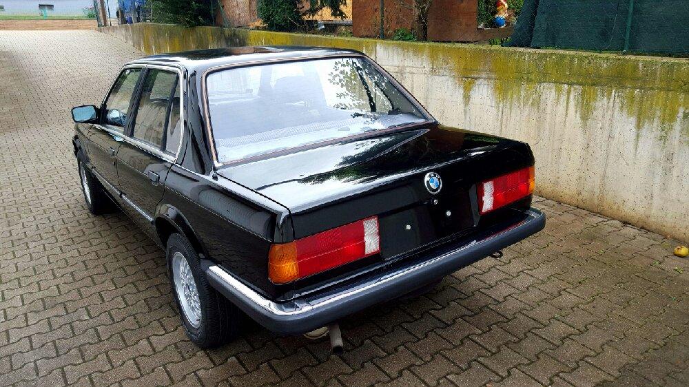 E30 318i Vfl M10 3er Bmw E30 4 Türer Tuning Fotos