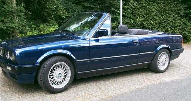 e30 cabrio 318i 3er bmw e30 cabrio tuning fotos bilder stories. Black Bedroom Furniture Sets. Home Design Ideas