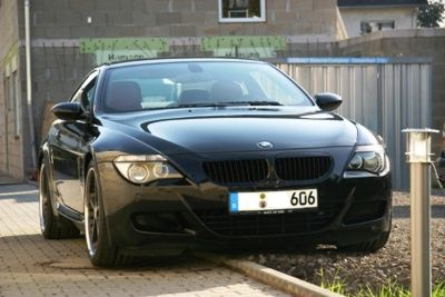 "M6 G-Power SKIII ""Hurricane RR"" - Fotostories weiterer BMW Modelle"