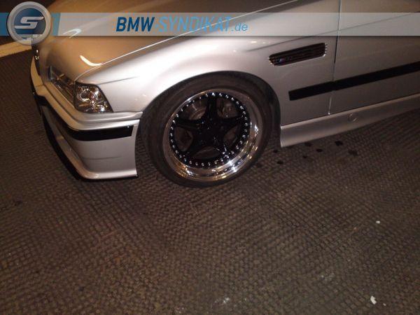 BMW E36 323ti Compact Flotter Dreier - 3er BMW - E36