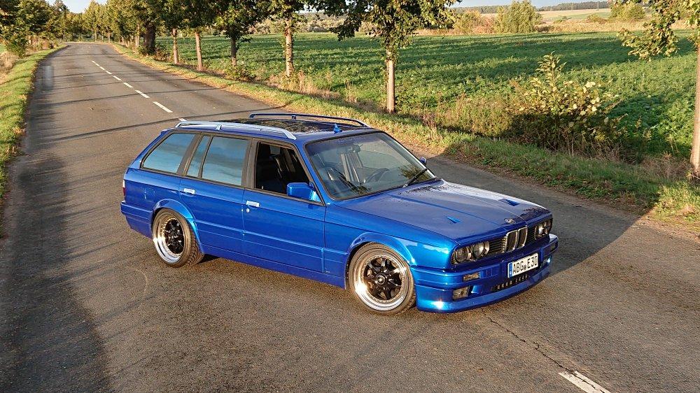 E30 , 340i Touring ,projekt 44 8RA - 3er BMW - E30
