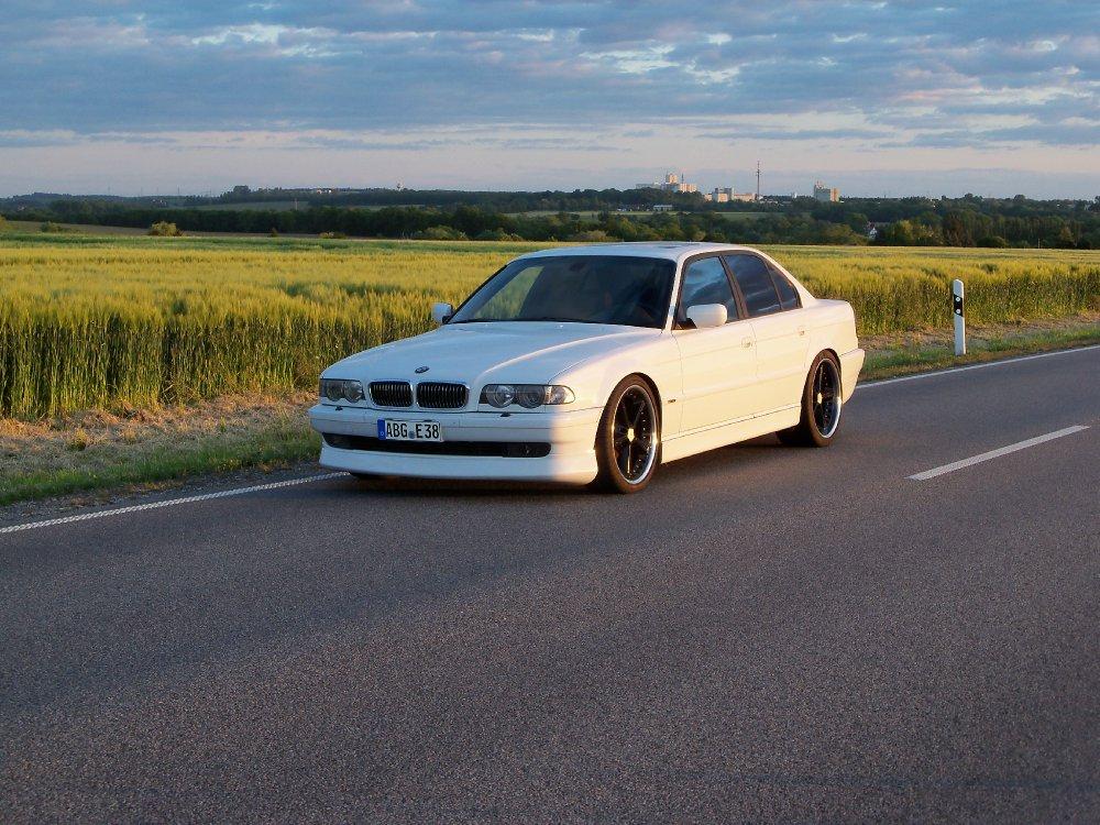 e38 Alpinweiß 2 - Fotostories weiterer BMW Modelle