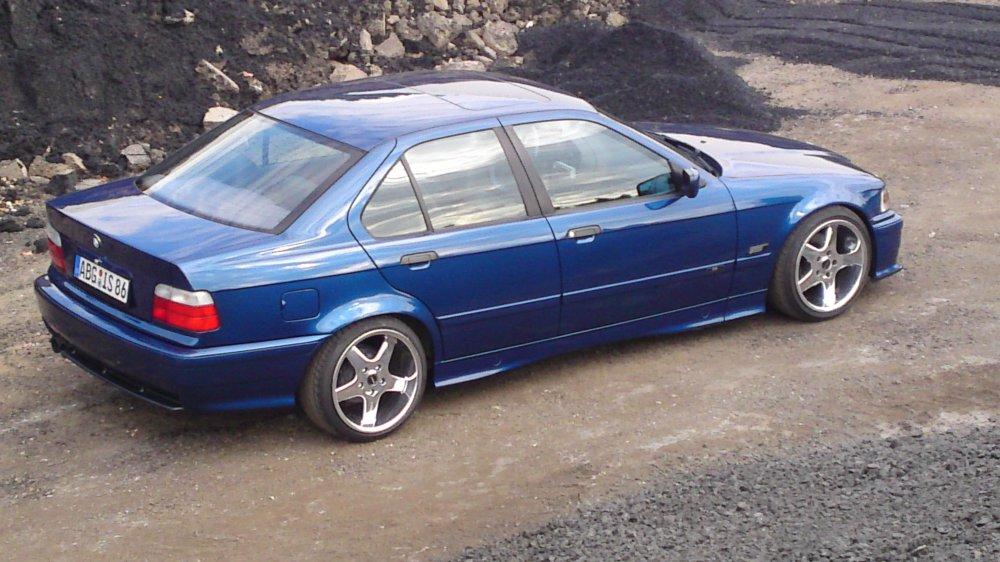 Der 3er meiner Frau. - 3er BMW - E36