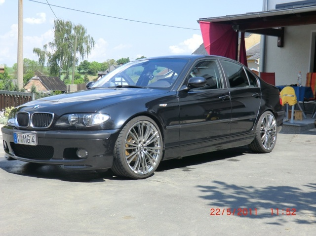 Mr Apple M *Saison 2k15* - 3er BMW - E46