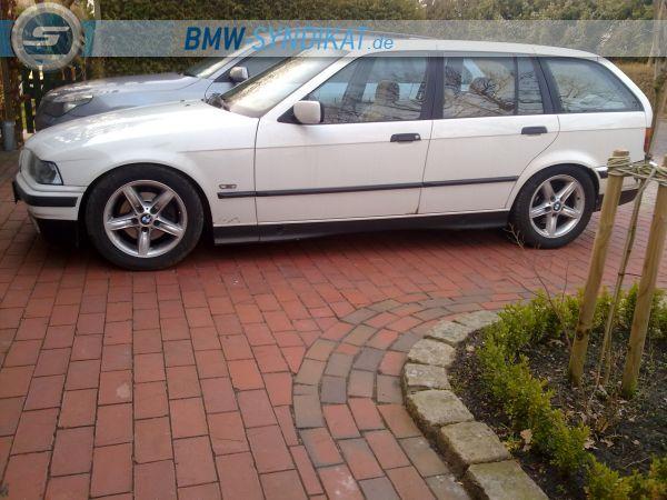 Mein 325tds ,E36 - 3er BMW - E36