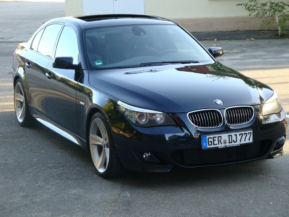 mein bmw e60 535d 5er bmw e60 e61 limousine tuning fotos bilder stories. Black Bedroom Furniture Sets. Home Design Ideas
