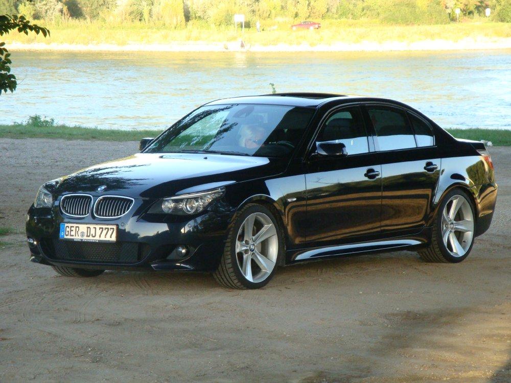 Mein Bmw E60 535d 5er Bmw E60 E61 Quot Limousine