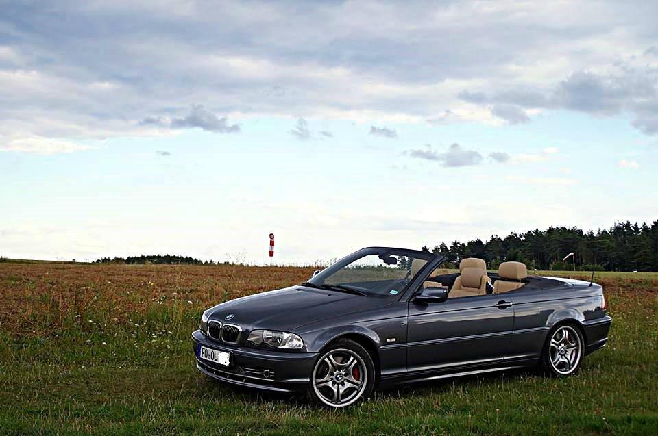 E46 330ci Cabrio - 3er BMW - E46