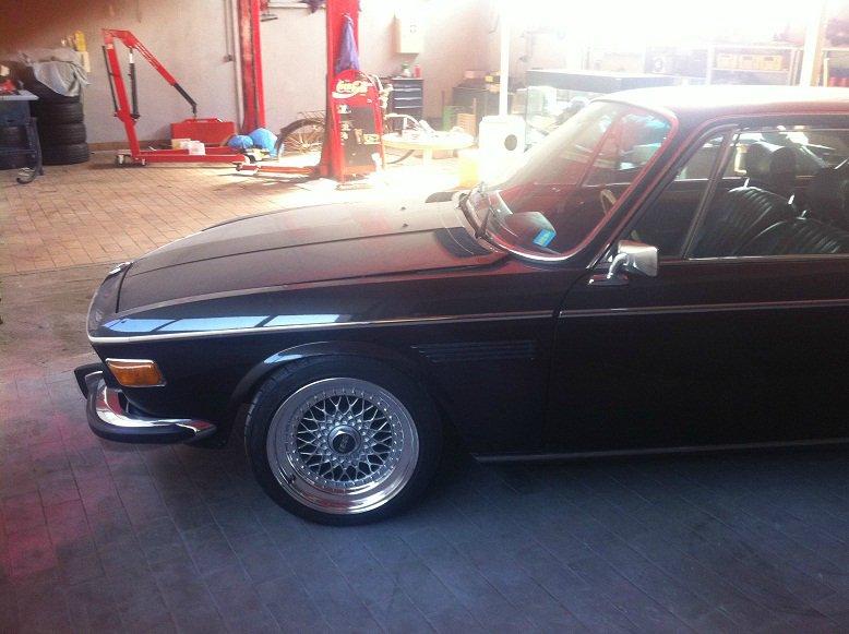 e9 3.0 CSI - Fotostories weiterer BMW Modelle