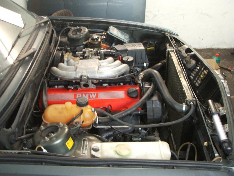 e28 520i Umbau auf e30 b25 - Fotostories weiterer BMW Modelle