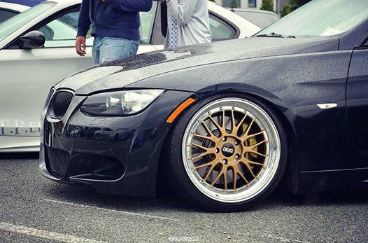 E93 335i - KW - PP - BBS LM 11x19 - M - Individual - 3er BMW - E90 / E91 / E92 / E93