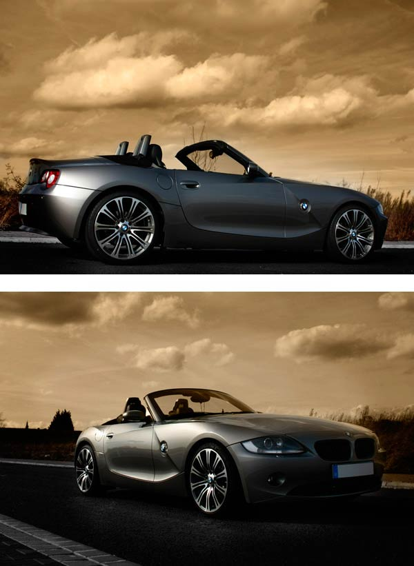 z4 roadster sterlinggrau bmw z1 z3 z4 z8 z4 roadster. Black Bedroom Furniture Sets. Home Design Ideas