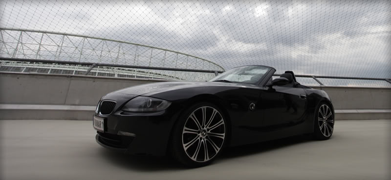 My Babyz Roadster Black Sapphire Metallic Bmw Z1 Z3 Z4 Z8 Quot Z4 Roadster Quot Tuning Fotos